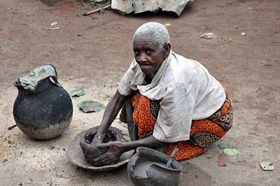 Margarette Mushoga je najstarija žena u Ruandi