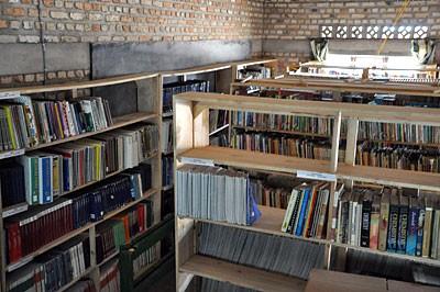 Temporary School Library