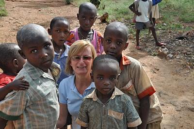 Sandra u Ruandi