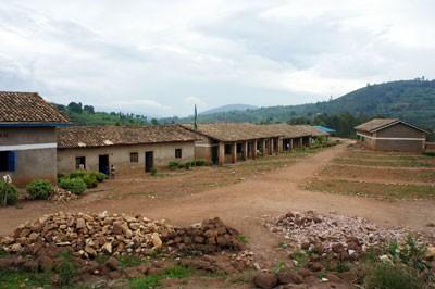 Stare učionice osnovne škole