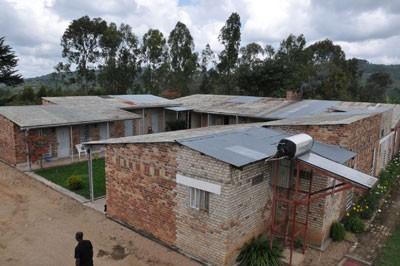 Samostan Kivumu