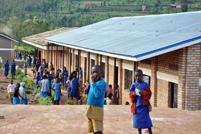 Učionice osnovne škole