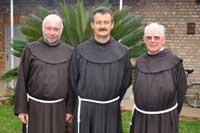 Franziskaner Mission u posjetu Kivumuu