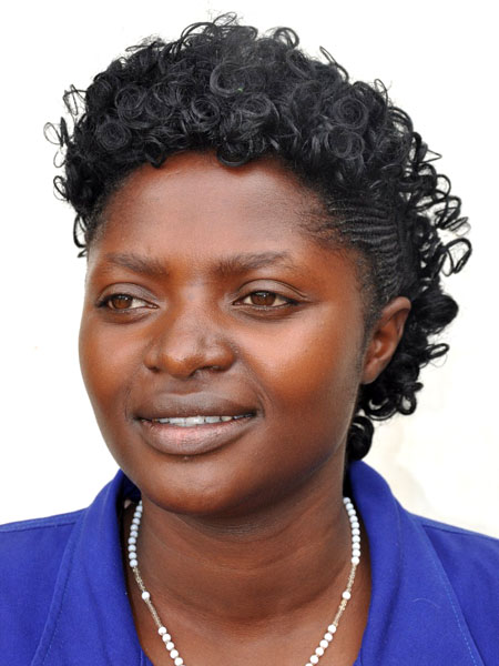 Grace Uwamariya - Teacher - Tailoring Section