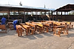 repair of school desks and chairs