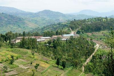 Mpushi school and church