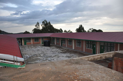 Second Phase of the Secondary School Construction
